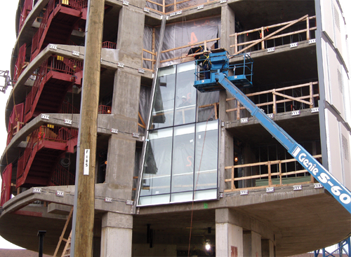 ... CONTRACT LIFTS MANCHESTER, FULL SITE LOGISTICS MANCHESTER, CURTAIN WALL  INSTALLATION MANCHESTER, SEMI UNITISED